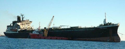 Rederiet Champion Tankers avviser at tankskipet de eier skal kjørt på en seilbåt slik at den sank utenfor Taiwan.