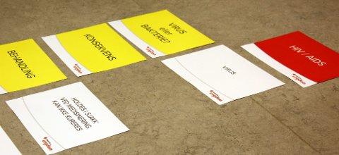 PUSLESPILL:Leker som dette puslespillet blir tatt i bruk for å lære bort.