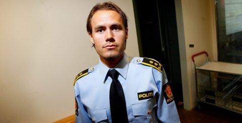 JAKTET BAKMENN: Politiadvokat Stian Sjølie Johannessen har vært i Tsjekkia og vært til stede under avhør i jakten på bakmennene. Foto: Roar Grønstad