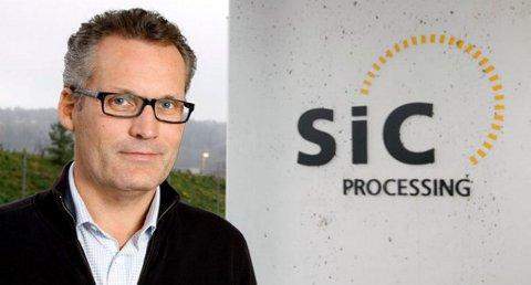 - Hele industrien sliter, sier administrerende direktør i selskapet, Trym E. Hansen.