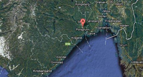 I AVHØR: 37-åringen ble pågrepet i Porsgrunn etter å ha bortført to barn fra en barnevernsinstitusjon i Grimstad. Nå sitter vedkommende i avhør i Arendal.