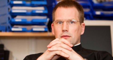 Pater Reidar J.D.I.Voith forlater Vår Frue menighet i Porsgrunn, for å tiltre som sogneprest i Stavanger.