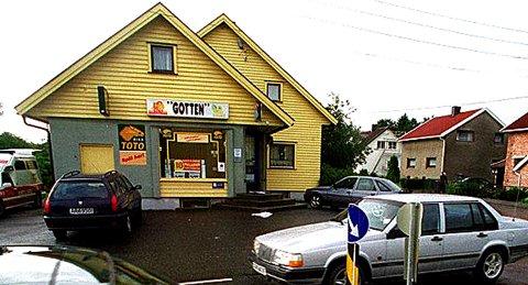 «Gotten» var lenge et populært sted i krysset ved Madam Arnesens vei og Lundgårdsvei. (Foto: Christer Andreassen)