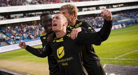 Nikola Djurdjic  har vært veldig god for FK Haugesund i det siste. Senker han også Kenneth Udjus og Sogndal.
