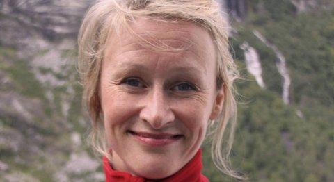 Daglig leder i Bergen Turlag, Helene Ødven.