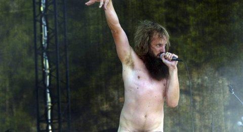 Egil Hegerberg, her fra en konsert på Lost Weekend i 2006, har spilt på Hulen flere enn de fleste.