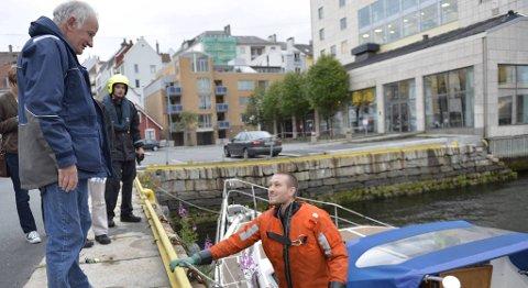 Kapteinen på «Indulgence» roste den norske beredskapen etter at de sendte ut nødsignal natt til tirsdag.