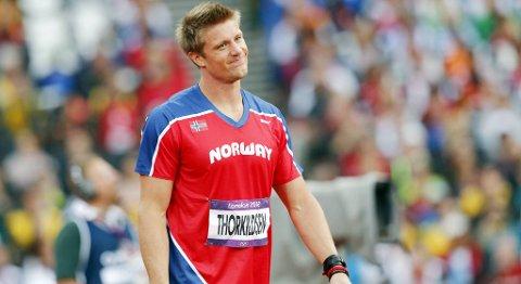 Andreas Thorkildsen endte på sjetteplass.