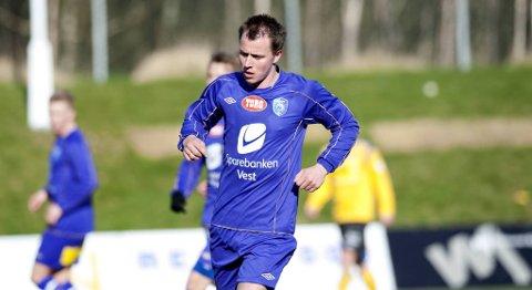 Arve Walde scoret for FK Fyllingsdalen.