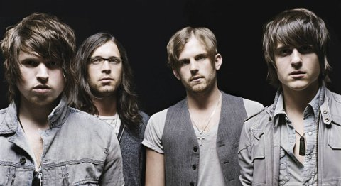 Kings of Leon kommer til Brann stadion 9. august.