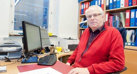 Tor B. Aasen er tidligere overlege og avdelingsdirektør ved yrkesmedisinsk avdeling på Haukeland.