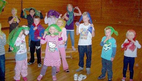 Barnehagen og småskulen har kulturtime i lag på Feios oppvekstsenter, som inneheld barnehage, 1.-10. skule, SFO og folkebibliotek.