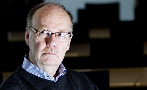 GÅR AV: Etter mange år som LSK-leder ville ikke Per Mathisen la det nye styret få en økonomisk bombe rett i ansiktet. Han beskriver virkeligheten for klubben som veldig tøff. Foto: Roar Grønstad
