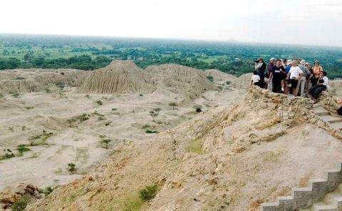 Purgatorio heter pyramideområdet i Tucume på den nordvestre kysten av Peru, der Thor Heyerdahl satte i gang arkeologiske utgravninger i 1988. Funnene herfra bekrefter at det fantes sjøbaserte før-inkakulturer ved Stillehavskysten som kjente balsaflåter og avansert sjømannsskap. I dag er området flittig besøkt av turister fra hele verden.
