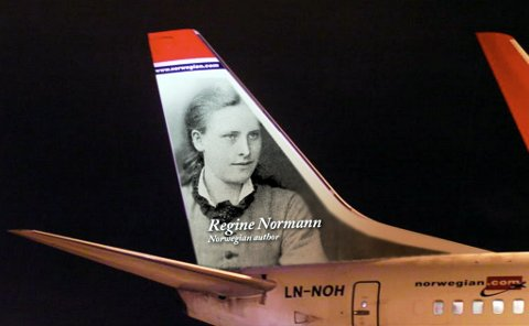 Slik ser Spjelkavik for seg at kandidaten Regine Normann vil ta seg ut.