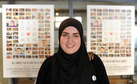 Sana El Morabit  er med i filmen «Til ungdommen»