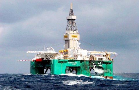 ARKTIS: Kan kampen om oljeressursane i Barentshavet og andre delar av Arktis i ein verst tenkeleg situasjon utvikle seg til militære konfliktar? Illlustrasjonsfoto: Ocean Rig AS