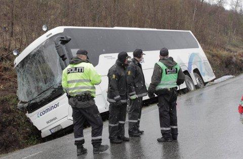 Mandag kom ulykkesrapporten fra Statens havarikommisjon for transport etter ulykken som skjedde ved Øvergård i Balsfjord i mai i fjor.