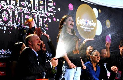 Lena Meyer-Landrut fra Tyskland vant fjorårets Melodi Grand Prix-finale i Telenor Arena.