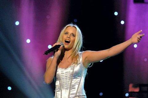Christine Guldbrandsen var den eneste som sang norsk i den nasjonale konkurransen i fjor, og endte til slutt på 14. plass i den internasjonale konkurransen.