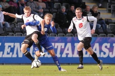 Alexander Søderlund sørget for at Sogndal slapp inn årets første eliteseriemål.