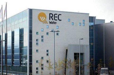 REC stiger kraftig på børsen onsdag.