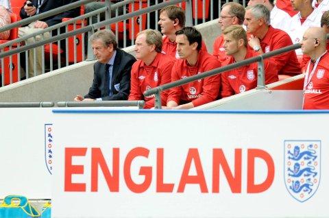 Roy Hodgson har nok å stri med foran EM.