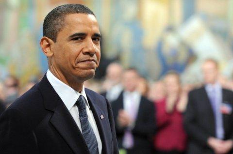 Barack Obama hevdet at privat sektor «klarer seg bra». Det gikk ikke upåaktet hen hos Republikanerne.