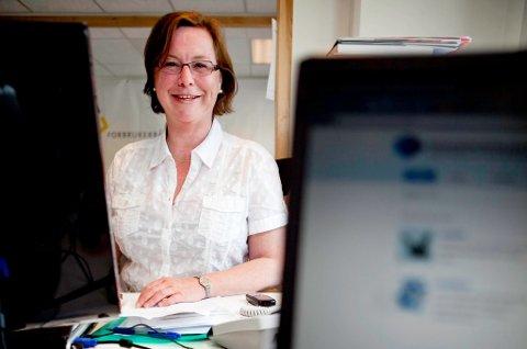 Bare aktive forbrukere kan få norske banker til å sette renta til et lavere nivå, sier daglig leder for Finansportalen, Elisabeth Realfsen.