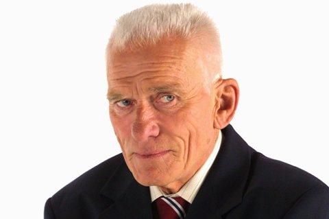 Ole-Jørgen Nilsen har de siste årene vært mest kjent for sin rolle i TV 2-dramaet Hotel Cæsar. FOTO: TV 2