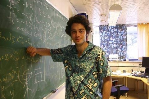 Jan M. Nordbotten er første mottaker av SIAMs matematikk-pris til unge forskere.