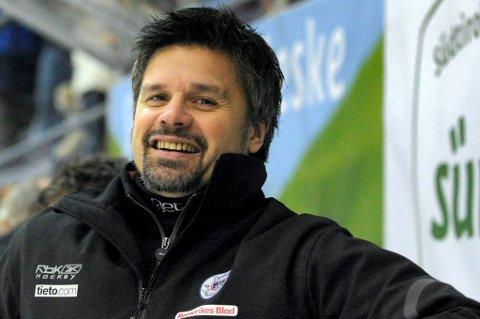 KAN GLISE: Sportssjef Atle Olsen mener LIK-laget nå er i boks.