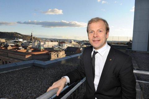 Heikki Holmås (SV) foreslår skatt på boligsalg.