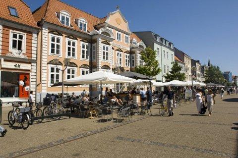Den danske byen Horsens er vertsby for Giro d'Italias tredje etappe.