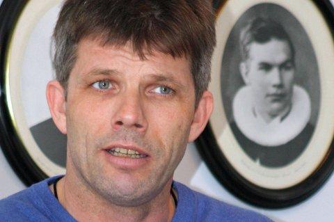Bjørnar Skjæran (Ap), ordfører i Lurøy.
