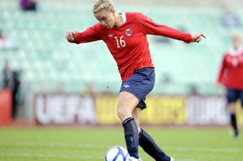 Elise Thorsnes reduserte for Norge.