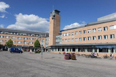 Rikshospitalet i Oslo.