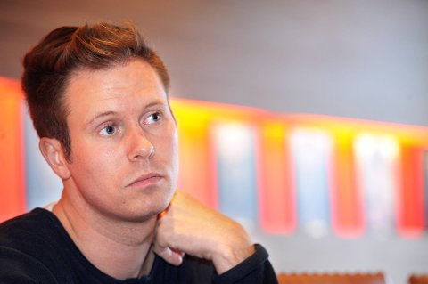 AUF-leder Eskil Pedersen.