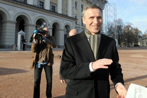 Statsminister Jens Stoltenberg lover at 70.000 flere vil komme i jobb de neste årene.