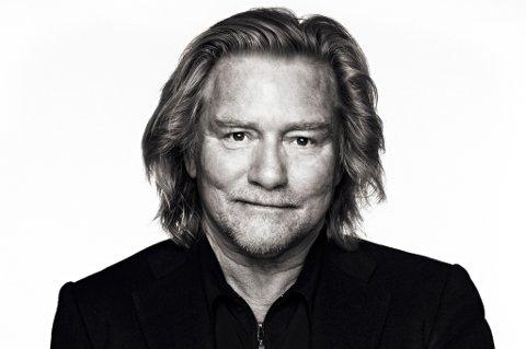 Morten Krogvold skal halda føredrag og ha utstilling på Halsnøy.