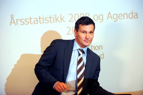 Datatilsynets direktør Bjørn Erik Thon.