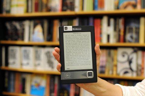 Norske biblioteksjefer vil begynne med utlån av e-bøker.