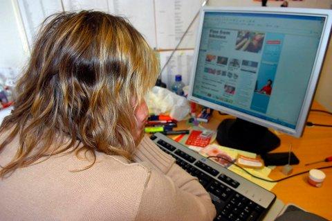 I dag har du surfet mye privat på jobb-PC-en, i alle fall hvis vi skal tro forskerne.