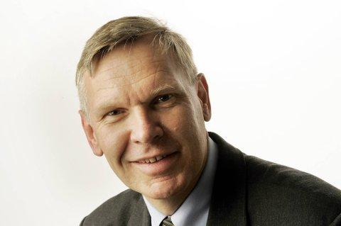 Administrerende direktør i Cisco Norge, Jørgen Myrland, sier at flere ansatte velger løsninger med hjemmekontor.