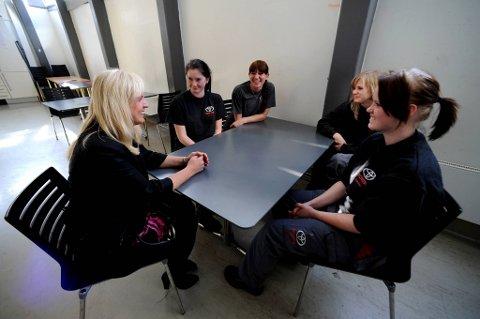 svenske jenter g punkt hos kvinner