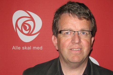 Rune Øygard søker permisjon fra jobben som ordfører.