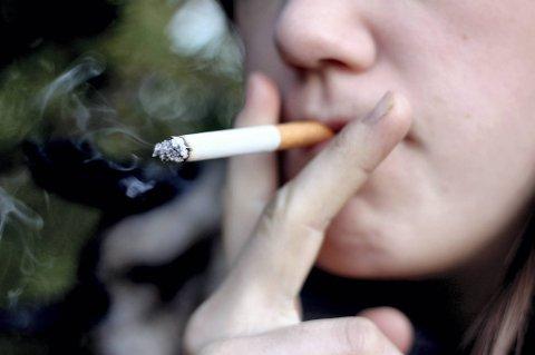 Fra 2.april er det ulovlig å fyre opp en røyk på uterestaurant eller i parken i den canadiske hovedstaden. (Foto: Ruben Skarsvåg, ANB)