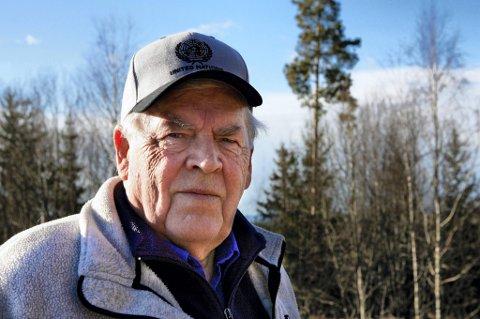 SKAL VITNE: Ap-veteran Thorbjørn Berntsen fra Sørum.
