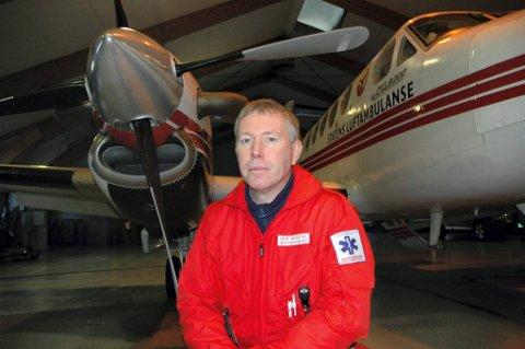 Avdelingssjef for bilambulansen i Øst-Finnmark, Geir Braathu, beklager og sier at det aldri var meningen å støte noen av de ansatte.