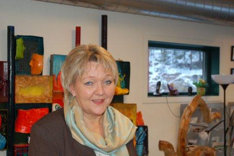Inger Løite (Ap) mente sakksforarbeidet om frivilligsentralen var for tynt til at saken kunne behandles. Det var alle enige i. FOTO: Svein Walstad